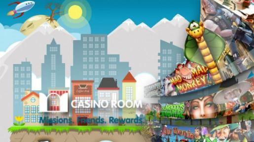 Få 200 gratis spinn og opptil 5000 Kr på Casino Room