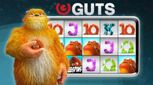 Scary Friends finnes nå tilgjengelig hos Guts Casino