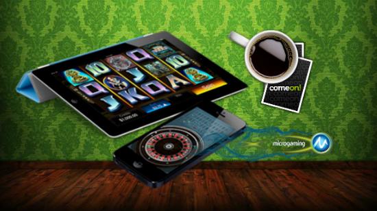ComeOn lanserer nye mobilspill