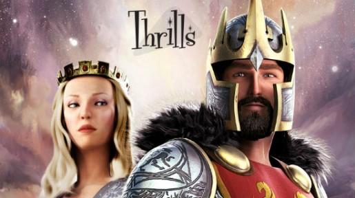 Nye spill og supre bonuser på Thrills Casino