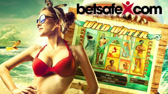 Er du klar for litt vill vann-moro denne sommeren hos Betsafe?