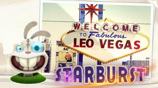 Bonus for nye spillere som gjør sitt første innskudd hos Leo Vegas!