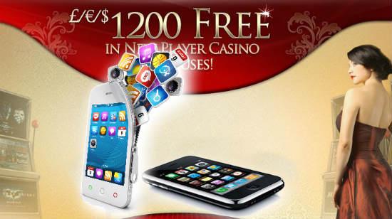 Royal Vegas blir mobil med flotte automater og bonuser
