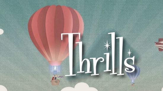 Hos Thrills har spillerne det fire ganger så moro!