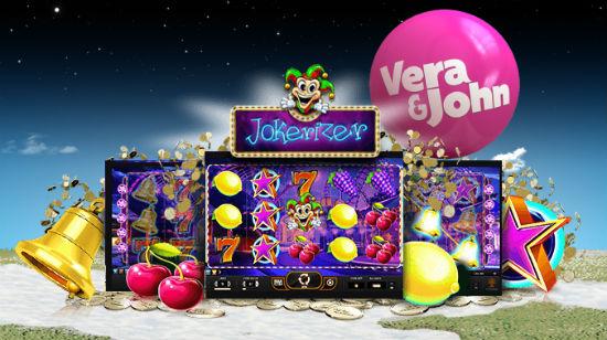 Få NOK 5000 og spill nye Jokerizer fra Yggdrasil