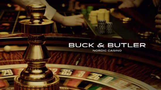 Spill hos Buck & Butler!