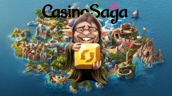 Casino-OL er i gang på Casino Saga! Få opptil 720 gratis spinn!