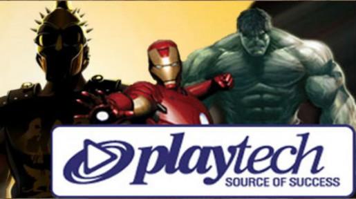 Playtech annonserer de høyeste inntekter noensinne