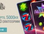 Få et eksklusivt 5000Kr bonustilbud fra Thrills!