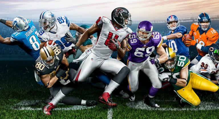 Endelig starter NFL