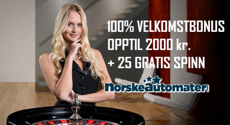 NorskeAutomater.com: Roulette – den ultimate høstspenningen!