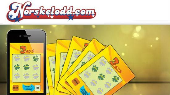 Delta i en uke fylt med Casino Treats hos Norskelodd.com