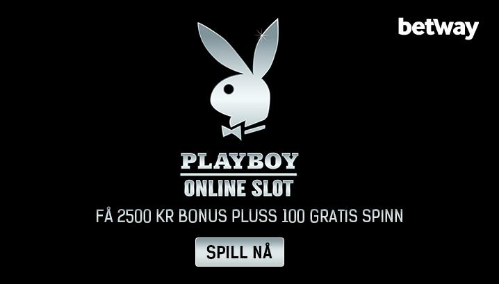 Få opptil 10 000 kr i bonus og test den nye Playboy Multiplayer på Betway