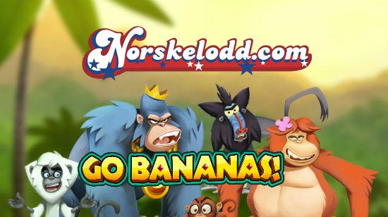 Denne uken kan du få opptil 520 gratis spinn hos Norskelodd.com