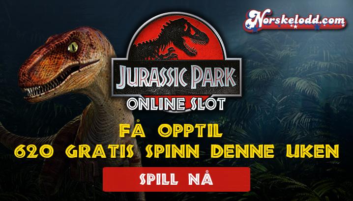 Enda flere gratis spinn hver uke på Norskelodd.com!