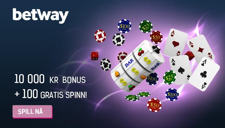 Finn ut hvorfor Betway er det neste store navnet innen online casino