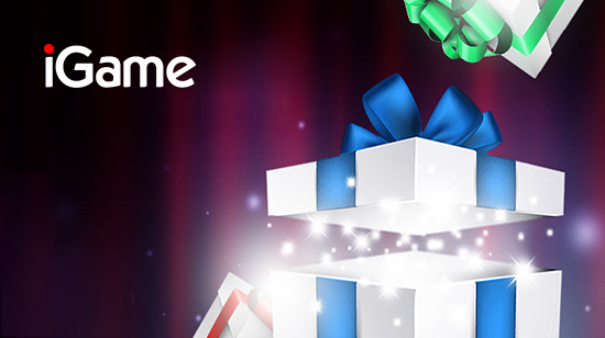 Juletreet til iGame er FULLT av gaver i år!