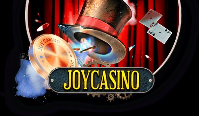 Hent Årets største casinobonus hos JoyCasino