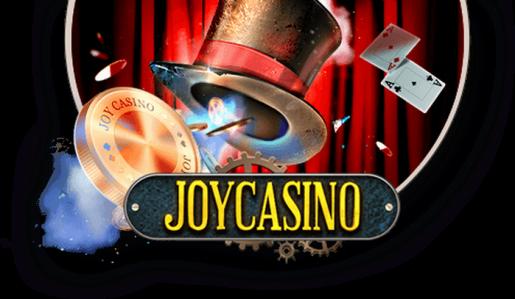 JoyCasino årets største casinobonus