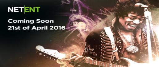 Jimi Hendrix bonuskampanje hos Casino Room