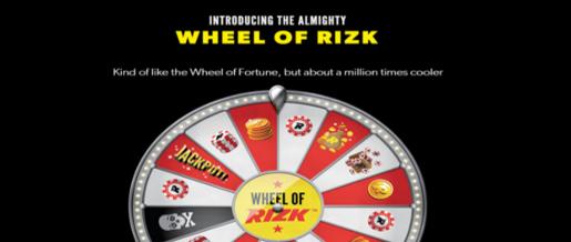 Rizk Race oppgraderes med enda større premier