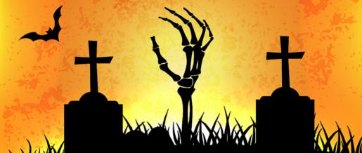 5 skremmende spill som får deg i ekte Halloween-stemning!