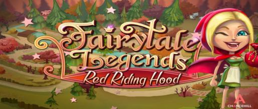 Spill på Fairytale Legends spilleautomat