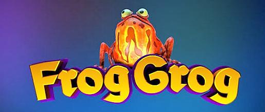Prøv spilleautomaten Frog Grog hos Mr Green!