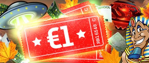 Vinn opptil 200€ i Redbet's høst-trekning!