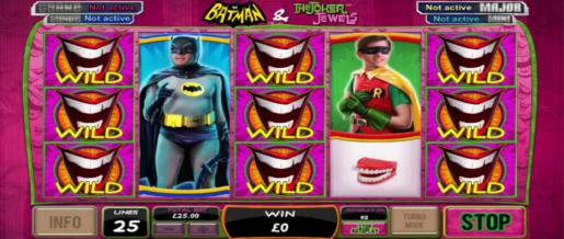 Sjekk ut samarbeidet mellom Playtech og Warner Bros