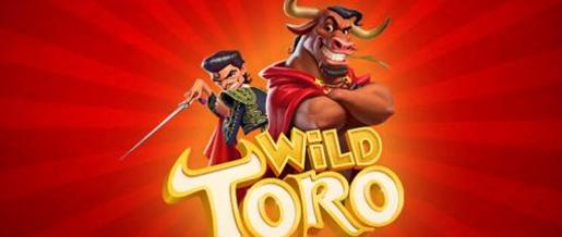Prøv nye Wild Toro spilleautomat