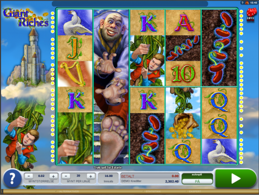 Giant Riches Microgaming
